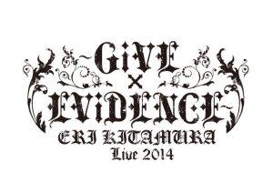 喜多村英梨-Live-2014-~GiVE×EViDENCE~