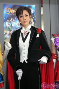 Yuuga Yamamoto will reprise her role as Tuxedo Kamen (Source: Kassandra F)