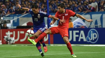 Japan vs Singapore3