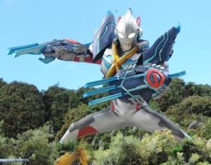 ultraman X Gomura