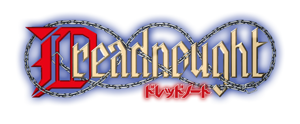 Official logo for Dreadnought TCG