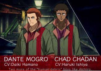 Dante Chad
