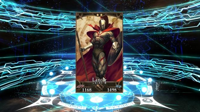 Its Leonidas I! Unfortunately, he's not voiced by Nakata Jouji...