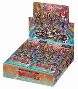 G Booster Set 01: Generation Stride, the first booster set of the G-era, and potentially the first to be featured in CFO