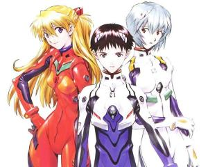 From left to right: Asuka, Rei and Source: Notodoesfantasia
