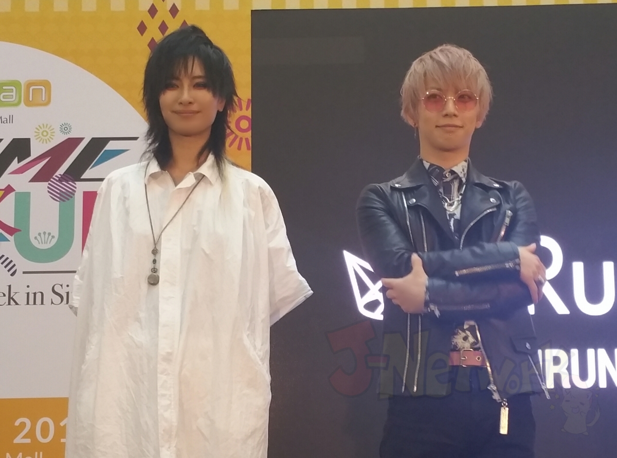 Entering the World of Fashion and Music: An Interview with AKIRA and SuG's Takeru